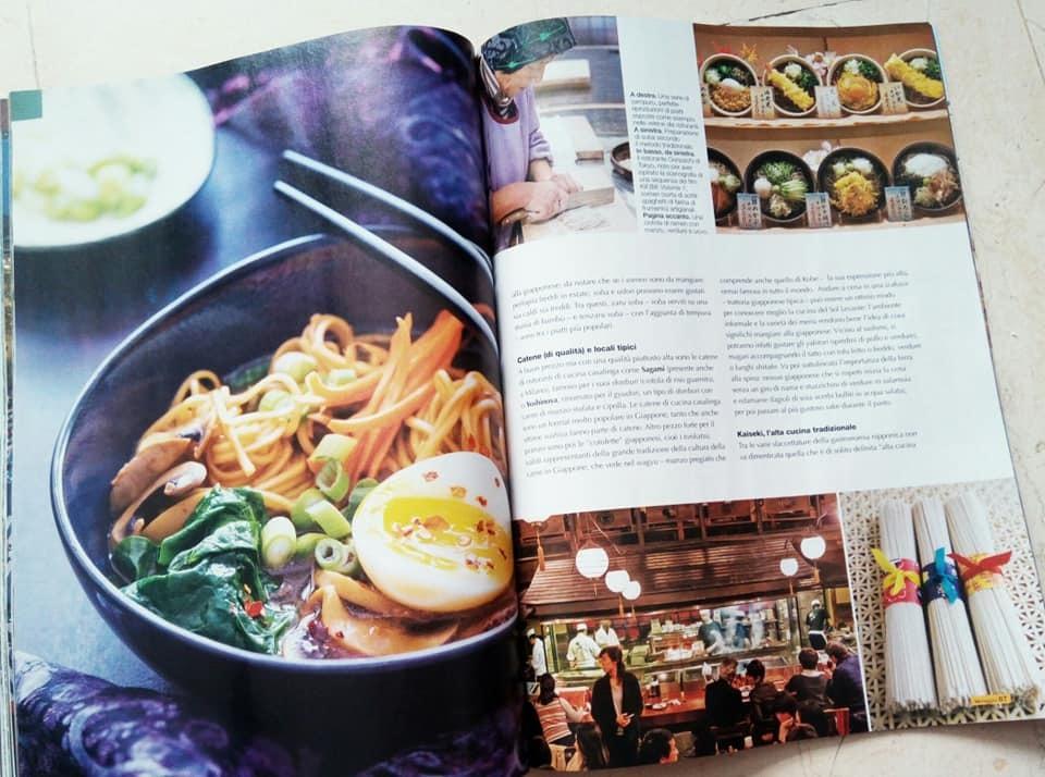 イタリアで日本を紹介する旅雑誌が発売されました。_b0305039_00435887.jpg