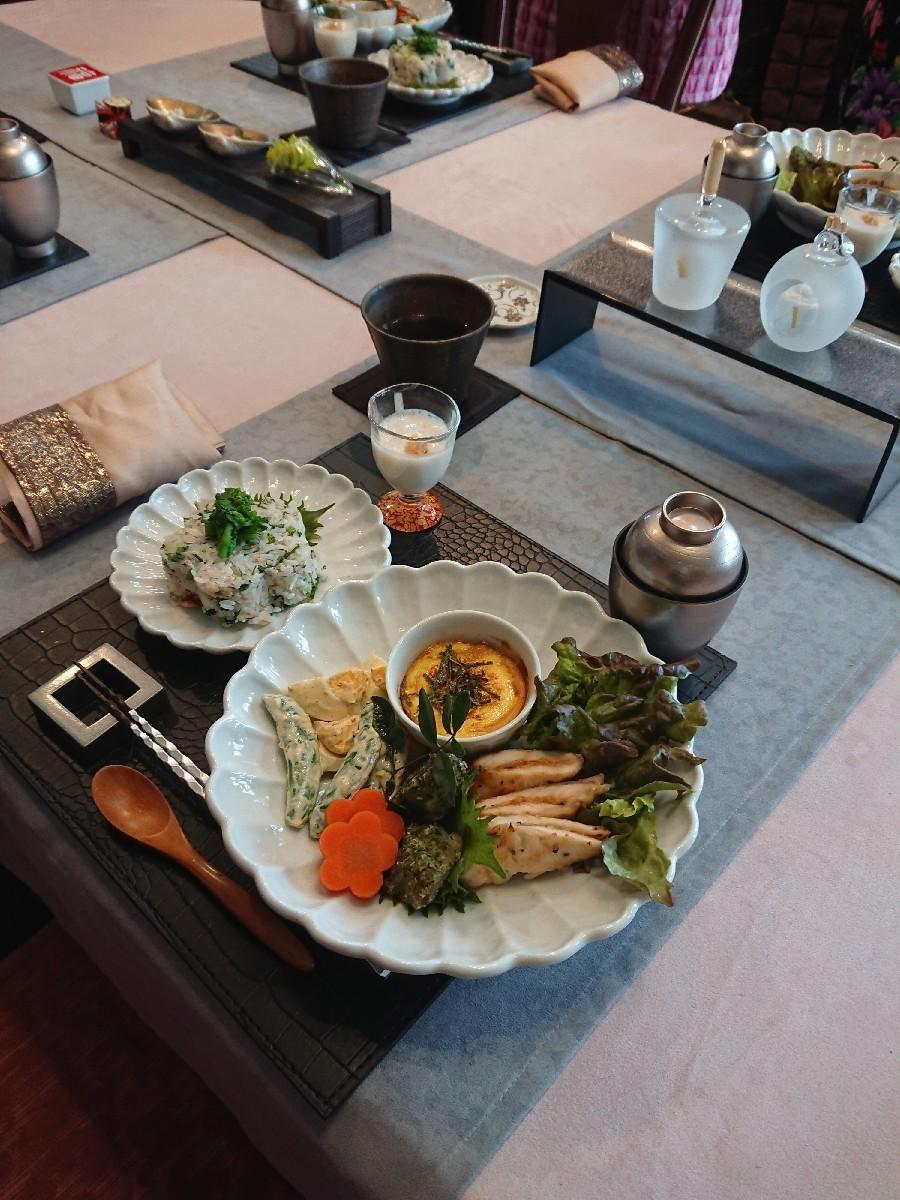 「優しい時間」第3週の料理教室_f0323446_15230954.jpg