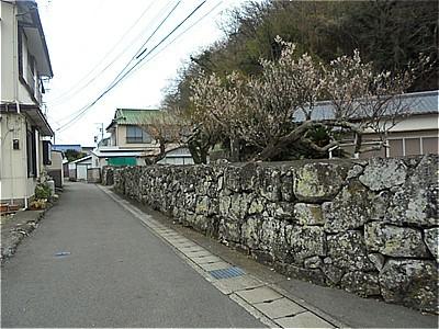 石塀 戸田にて_c0087349_16574635.jpg