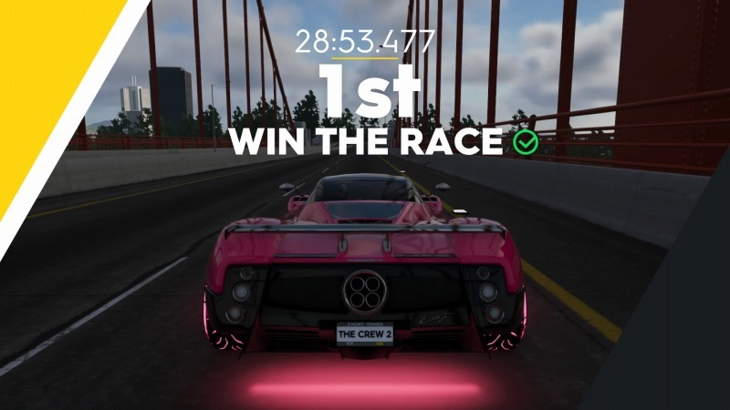 ゲーム「THE CREW2 狂気のピンク野郎になりました&新たに痛車作成中」_b0362459_13035971.jpg