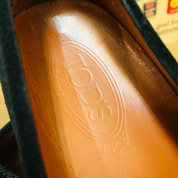 革靴担当の革靴補強‼️‼️_a0108963_02300509.jpg
