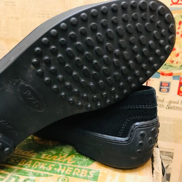 革靴担当の革靴補強‼️‼️_a0108963_02300737.jpg