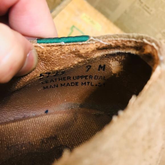 革靴担当の革靴補強‼️‼️_a0108963_02431160.jpg