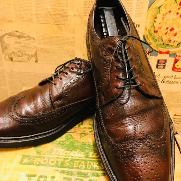 革靴担当の革靴補強‼️‼️_a0108963_03012882.jpg