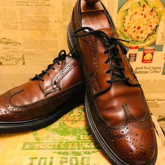 革靴担当の革靴補強‼️‼️_a0108963_03174630.jpg
