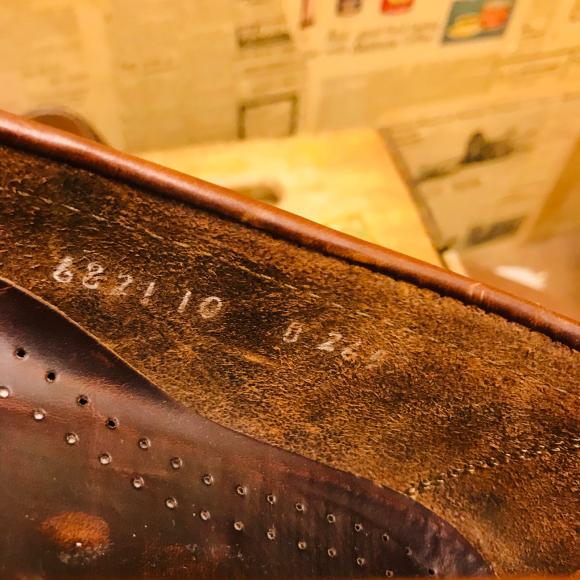 革靴担当の革靴補強‼️‼️_a0108963_03253705.jpg