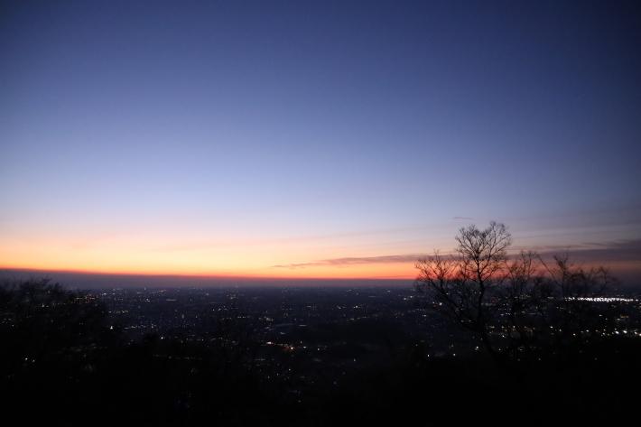 太田金山からの朝景(2) (2020/2/15撮影)_b0369971_13221189.jpg