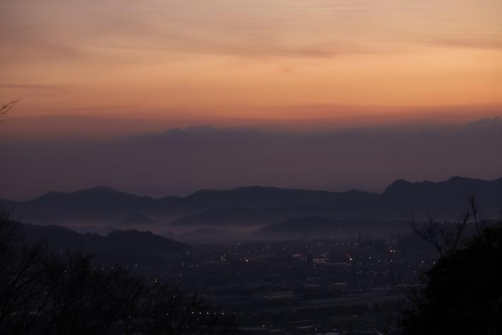 太田金山からの朝景(2) (2020/2/15撮影)_b0369971_13230399.jpg