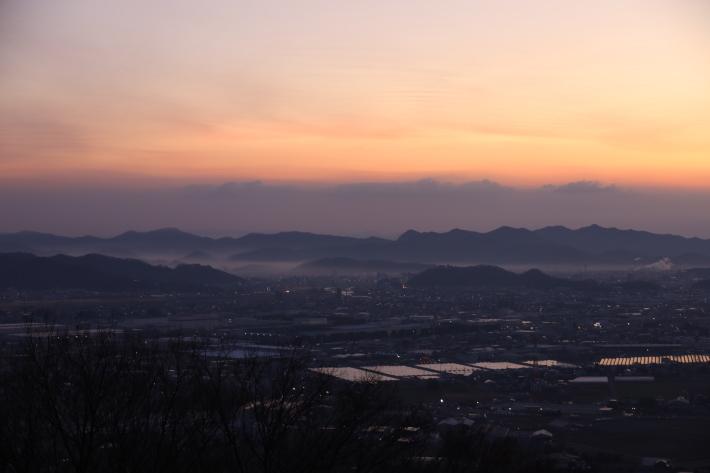 太田金山からの朝景(2) (2020/2/15撮影)_b0369971_13231680.jpg