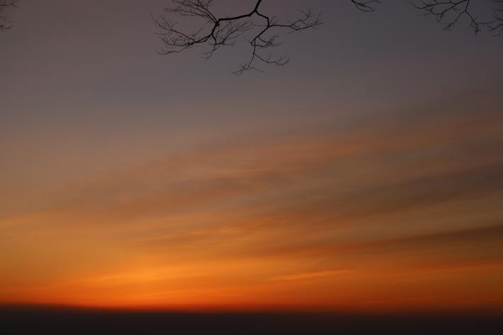 太田金山からの朝景(3) (2020/2/15撮影)_b0369971_13440682.jpg