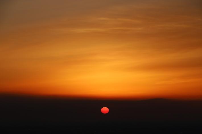 太田金山からの朝景(3) (2020/2/15撮影)_b0369971_13450814.jpg