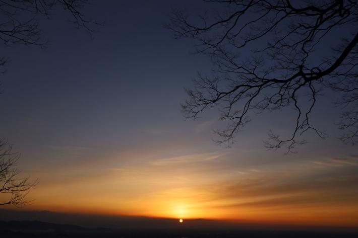 太田金山からの朝景(3) (2020/2/15撮影)_b0369971_13461899.jpg