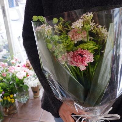 オークリーフ花の教室(永田さんの作品)_f0049672_17295761.jpg