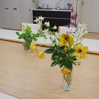 オークリーフ(絵画教室の花13)_f0049672_17380999.jpg