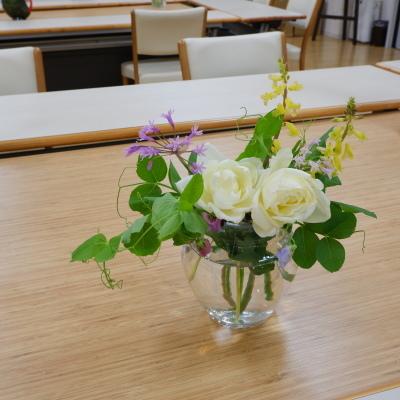 オークリーフ(絵画教室の花13)_f0049672_17381232.jpg