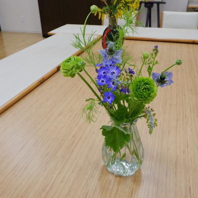 オークリーフ(絵画教室の花13)_f0049672_17381511.jpg