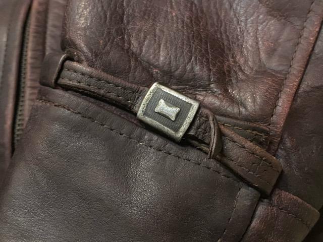 2月26日(水)マグネッツ大阪店ヴィンテージ入荷!!#3 Leather編! D-Pkt MC & Horsehide BallChain、SportsJKT、RED WING Engineer!!_c0078587_1162840.jpg