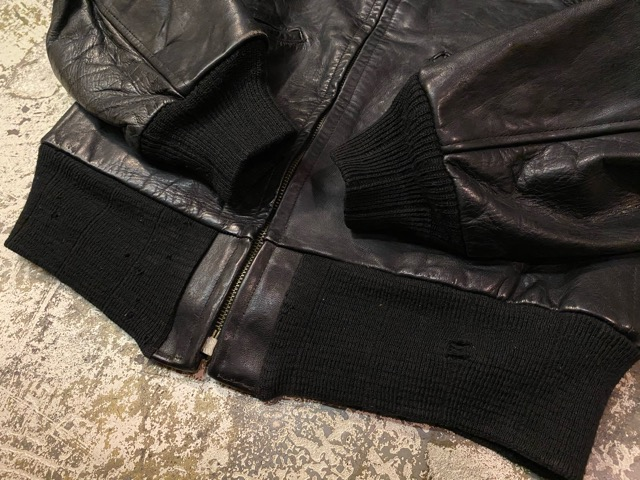 2月26日(水)マグネッツ大阪店ヴィンテージ入荷!!#3 Leather編! D-Pkt MC & Horsehide BallChain、SportsJKT、RED WING Engineer!!_c0078587_171988.jpg