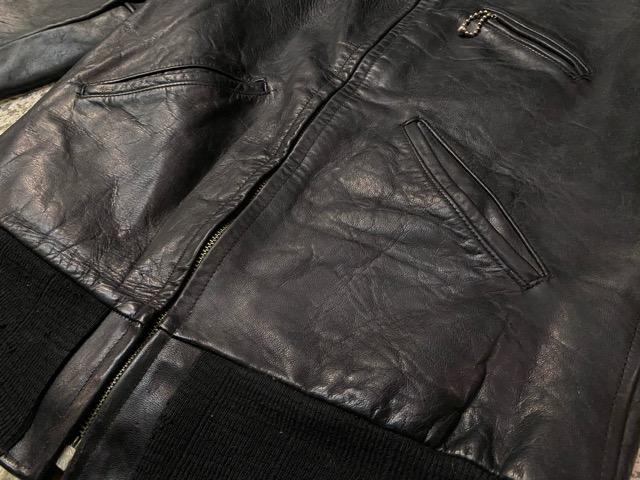 2月26日(水)マグネッツ大阪店ヴィンテージ入荷!!#3 Leather編! D-Pkt MC & Horsehide BallChain、SportsJKT、RED WING Engineer!!_c0078587_175618.jpg