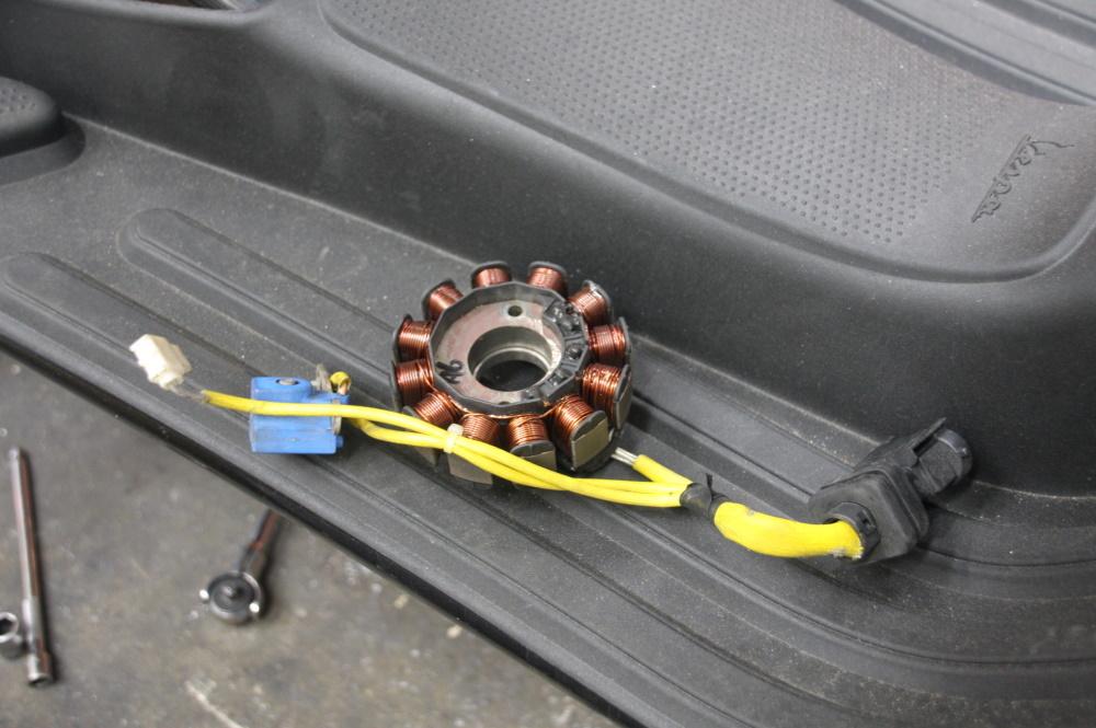 電装系修理@オートマ車両!_b0117797_18592617.jpg