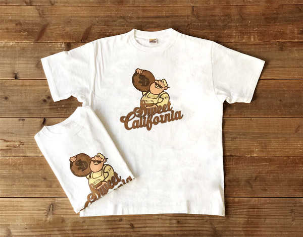 【DELIVERY】 STANDARD CALIFORNIA - 17th Anniversary T_a0076701_15114678.jpg