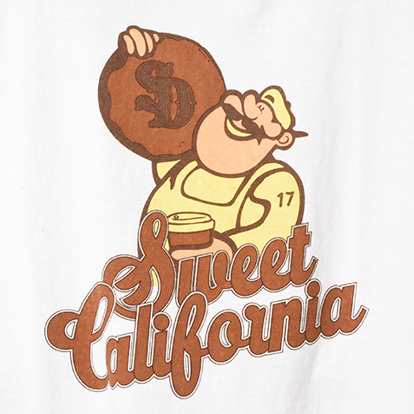 【DELIVERY】 STANDARD CALIFORNIA - 17th Anniversary T_a0076701_15133126.jpg