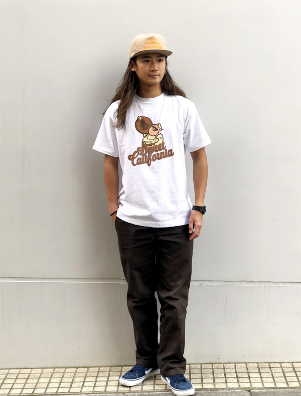 【DELIVERY】 STANDARD CALIFORNIA - 17th Anniversary T_a0076701_15140917.jpg