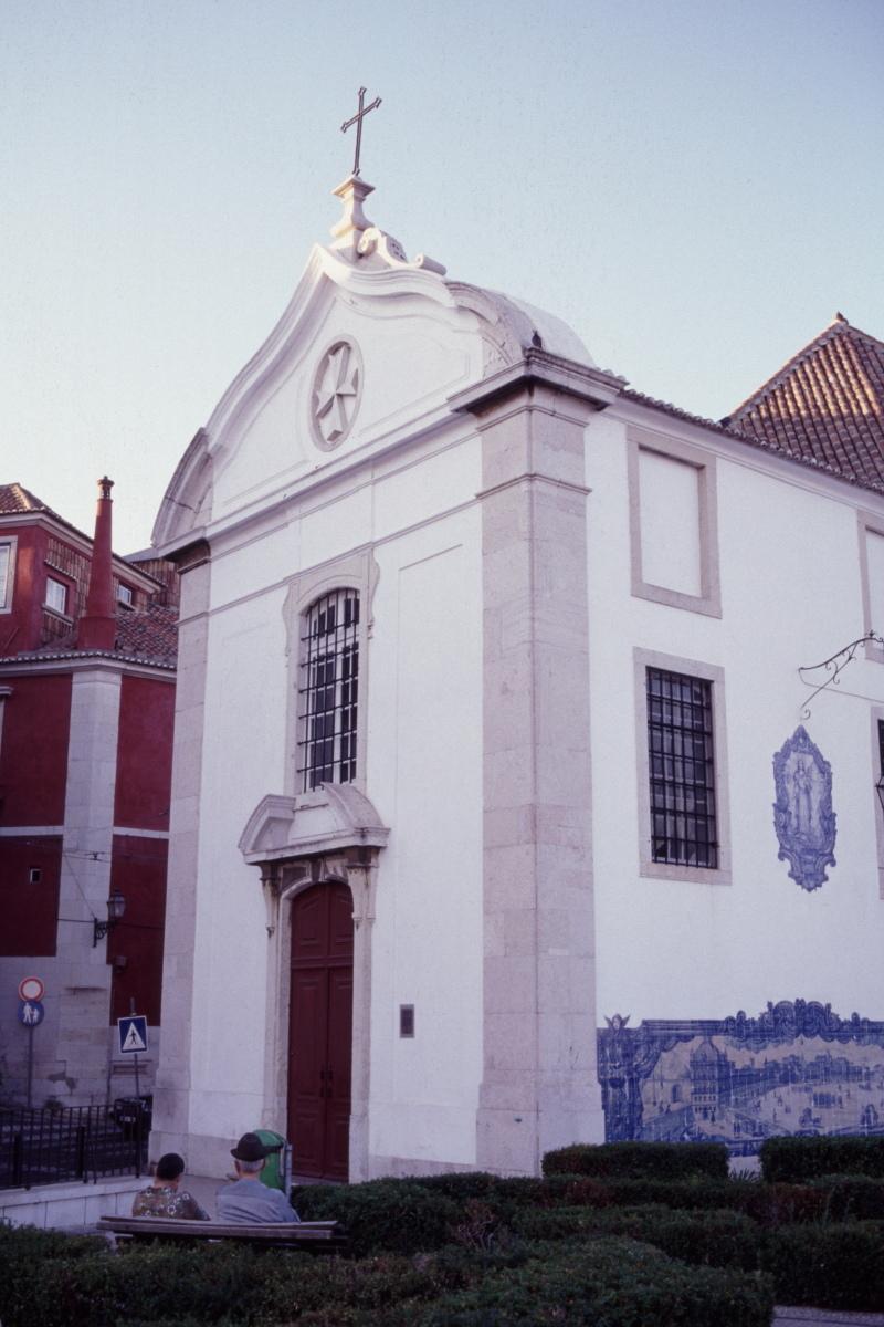 【大陸横断2000その34】リスボン  サウダーデの町_b0061717_01295609.jpg