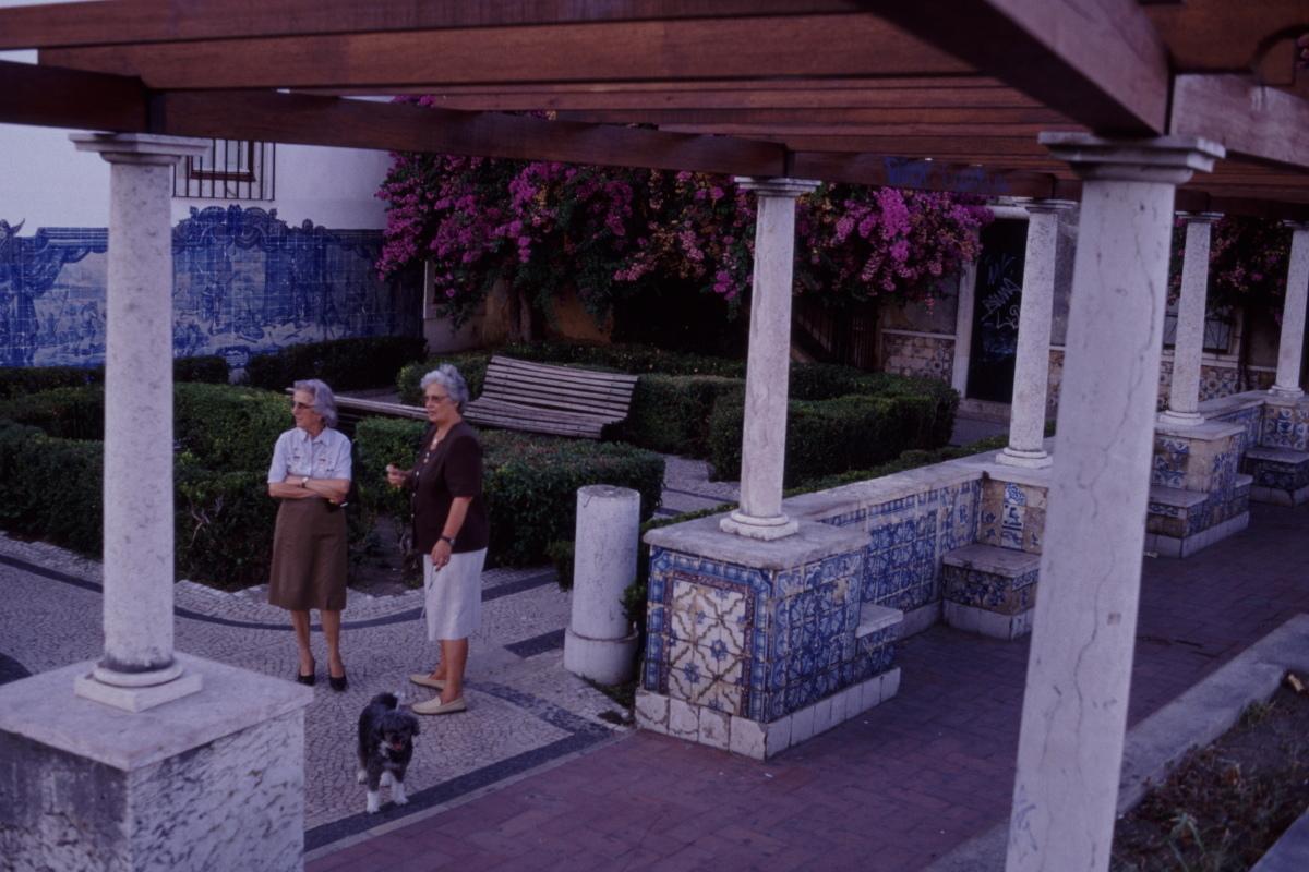 【大陸横断2000その34】リスボン  サウダーデの町_b0061717_01295665.jpg