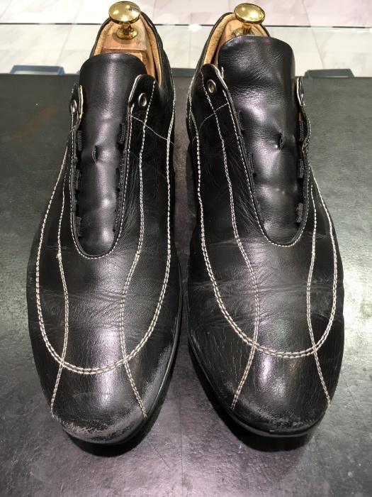 ちょっと待って、その黒靴の補色_b0226322_11251331.jpg
