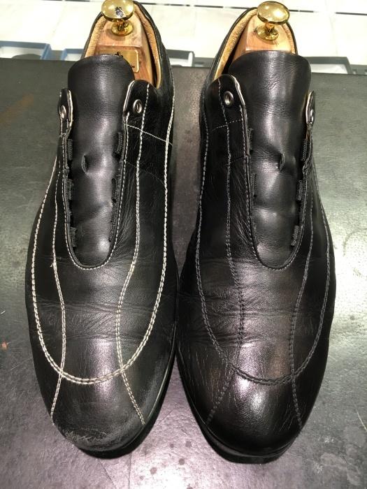 ちょっと待って、その黒靴の補色_b0226322_11251500.jpg