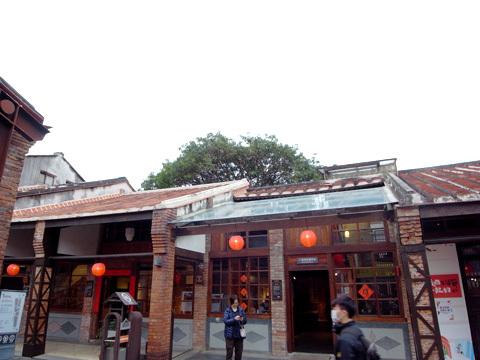 台湾訪問録(5)~剥皮寮_b0145843_17175344.jpg