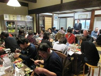 清酒酔鯨を楽しむ夕食会_f0006356_09164748.jpg