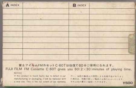 FUJI FILM FM(紙箱)_f0232256_11044491.jpg