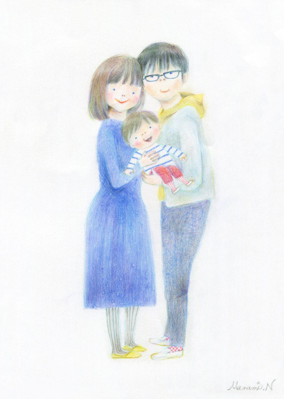 叔母さんと姪_e0208066_15420175.jpg