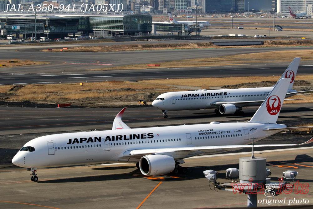 '20年 羽田空港レポート ・・・ JAL/JA05XJ_f0352866_186366.jpg