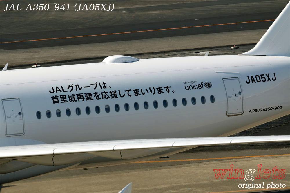 '20年 羽田空港レポート ・・・ JAL/JA05XJ_f0352866_1864585.jpg