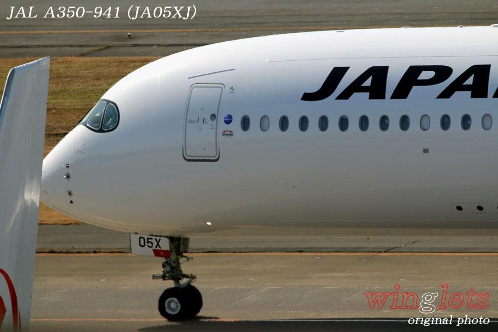 '20年 羽田空港レポート ・・・ JAL/JA05XJ_f0352866_1865440.jpg