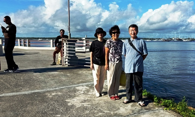 中国人が消えて久しい桟橋_d0083068_10100207.jpg