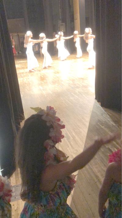 【イベント報告】2/23慶應義塾大学フラサークルPili Aloha/オリジナル単独公演にゲスト出演したキッズフラダンサーズに、はなまる!♡_e0397681_20270937.jpg
