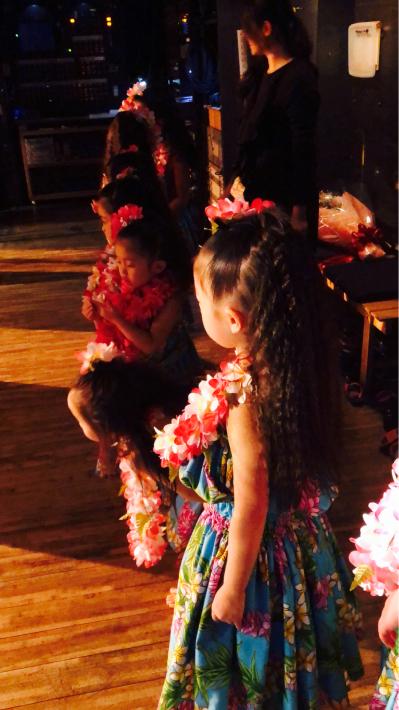 【イベント報告】2/23慶應義塾大学フラサークルPili Aloha/オリジナル単独公演にゲスト出演したキッズフラダンサーズに、はなまる!♡_e0397681_20271289.jpg
