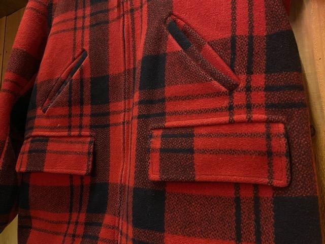 2月26日(水)マグネッツ大阪店ヴィンテージ入荷!!#4 Hunting編! 50\'s RED WING #877 & 50\'s CorkSole、MASLAND FishingJkt!!_c0078587_19141177.jpg