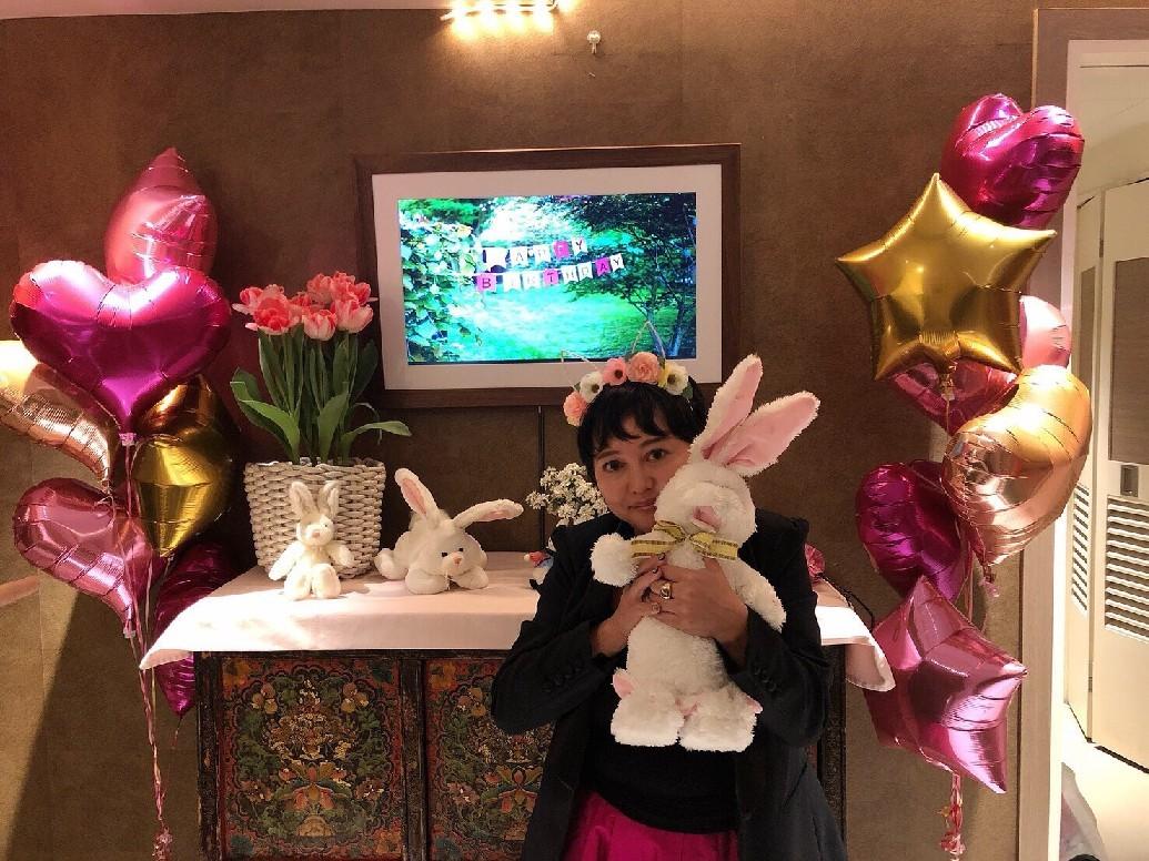皆川じゅんちゃん50th Birthday Party@キング宅♪_d0339889_14495590.jpg