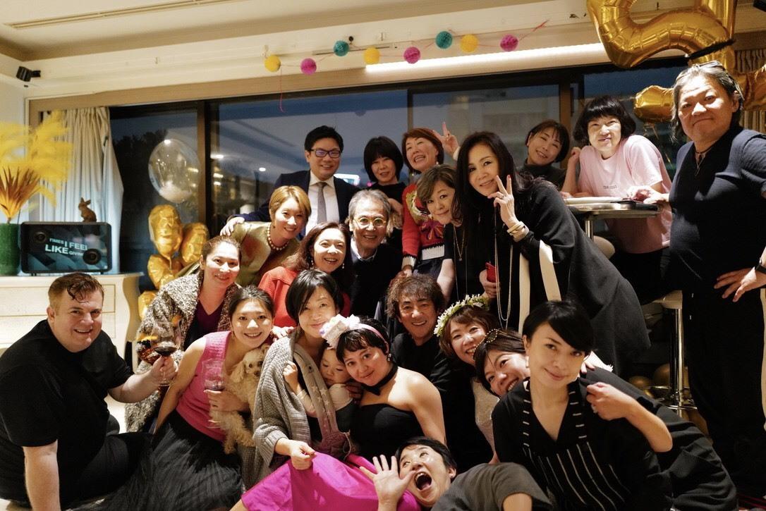 皆川じゅんちゃん50th Birthday Party@キング宅♪_d0339889_14544967.jpg