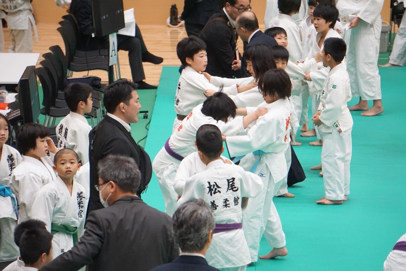 2020 第43回月隈少年柔道大会_b0172494_07500490.jpg