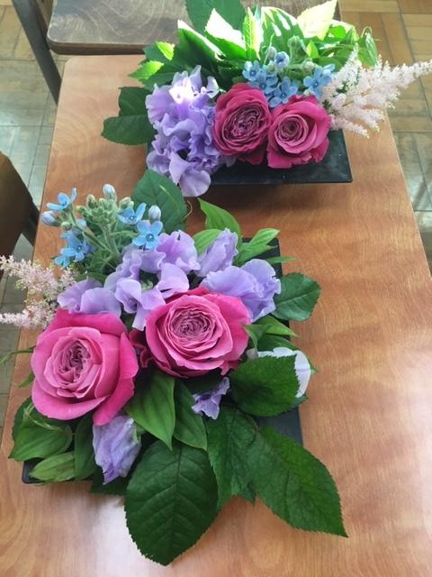 春のお花アレンジメントつづきます_d0144095_16060460.jpg