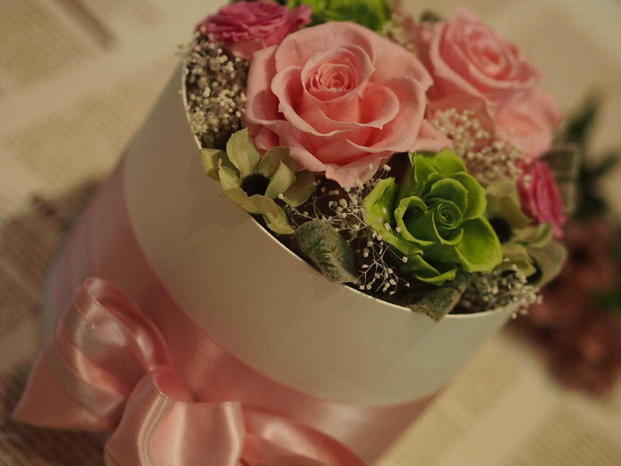 【Pink/Gift】_d0144095_16111606.jpg