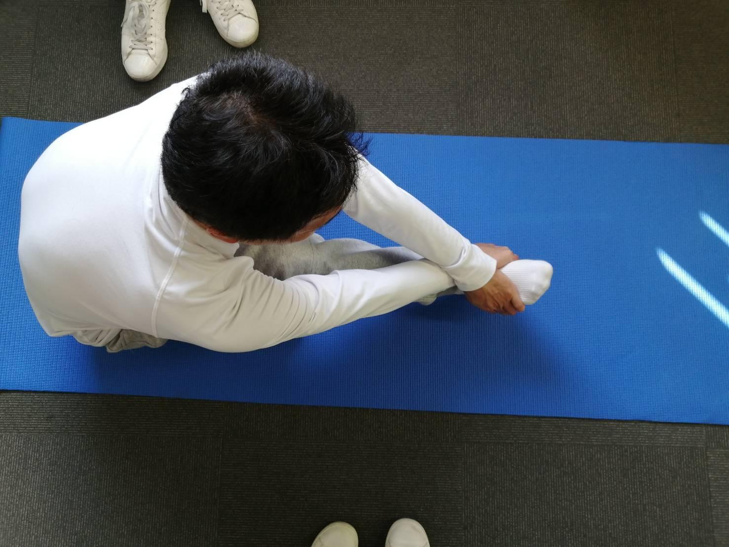 体を整えるために柔軟性を高める(準備運動⑨)_d0358103_18492217.jpg