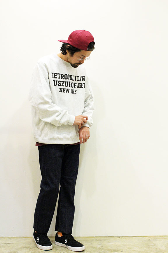 """Necessary or Unnecessary \"""" TROUSERS FIT \""""_b0122806_12560925.jpg"""