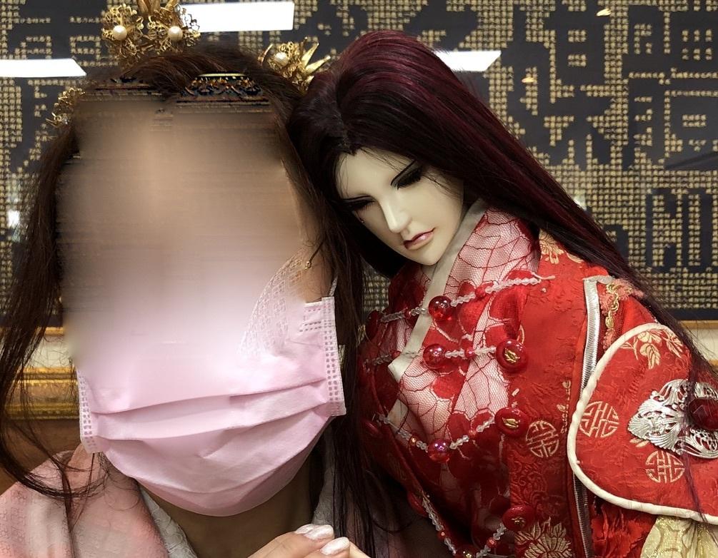 令和最初のバレンタインデーその2・薔薇の人_e0016517_16104094.jpeg